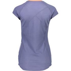 Mons Royale W's Bella Tech Geo T-Shirt Stone